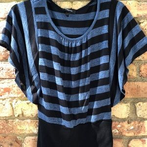 Women Flare Sleeve Shirt